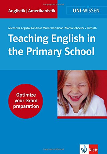 9783129395387: Teaching English in the Primary School