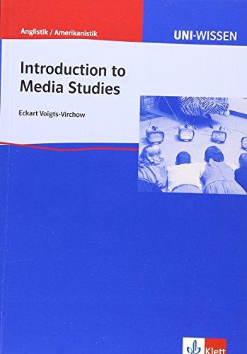 Introduction to Media Studies: Eckart Voigts-Virchow