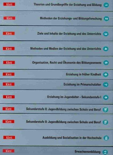 9783129399545: Enzyklopädie Erziehungswissenschaft, 12 Bde. in 13 Tl.-Bdn.