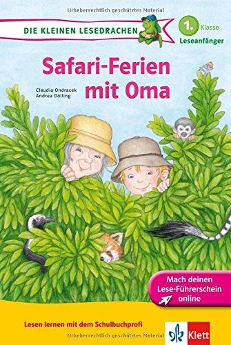 9783129490655: Safari-Ferien mit Oma: 1. Klasse