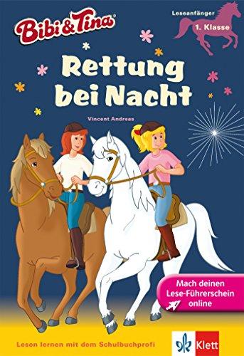 9783129490808: Erstlesen MIT Bibi Blocksberg: Bibi & Tina (German Edition)