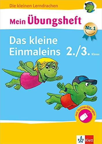 9783129491201: Mein �bungsheft Das kleine Einmaleins: Mathematik 2./3. Klasse mit Online-�bungen