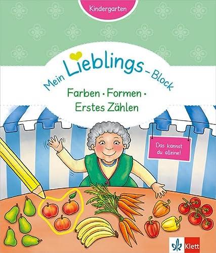 9783129491713: Mein Lieblings-Block Farben, Formen, erstes Zählen
