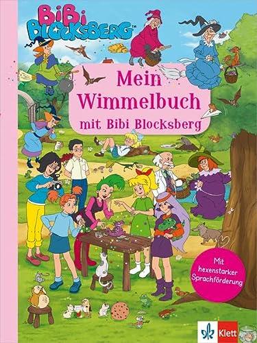9783129491867: Mein Wimmelbuch mit Bibi Blocksberg