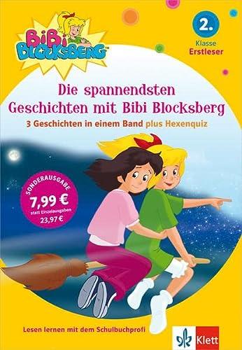 9783129492178: Die spannendsten Geschichten mit Bibi Blocksberg