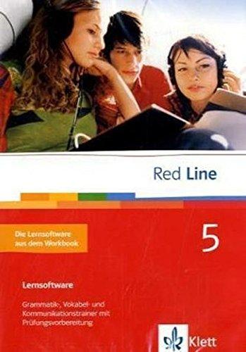 9783129906958: Red Line. Unterrichtswerk f�r Realschulen. Sch�lerlernsoftware (entspricht der Workbook-Software) 9. Schuljahr