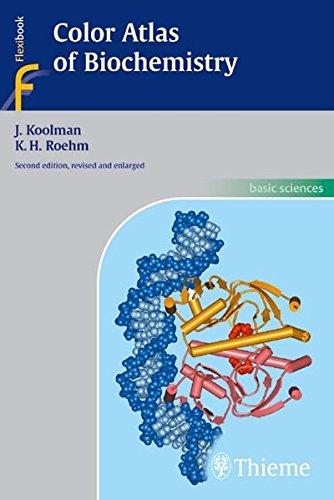 9783131003720: Color Atlas of Biochemistry