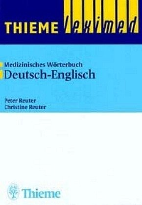 Thieme Leximed Medical Dictionary German - English: