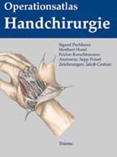 Operationsatlas Handchirurgie: Sigurd Pechlaner