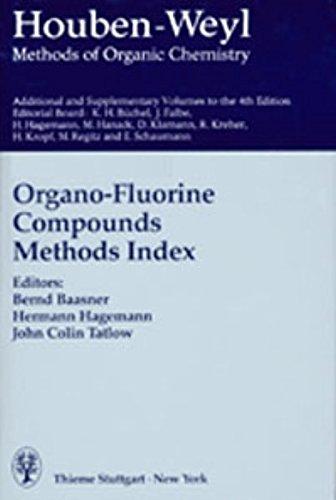 Methods of Organic Chemistry: Buchel, K. H