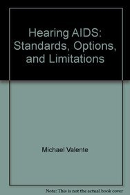 9783131027313: Hearing Aids: Standards, Options and Limitations