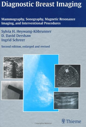 9783131028921: Diagnostic Breast Imaging: Mammography, Sonography, Magnetic Resonance Imaging, and Interventional Procedures