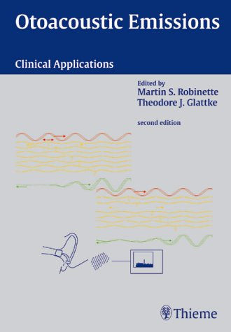 9783131037121: Otoacoustic Emissions: Clinical Applications