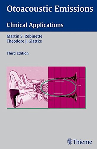 9783131037138: Otoacoustic Emissions: Clinical Applications