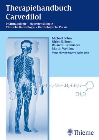 9783131057716: Therapiehandbuch Carvedilol