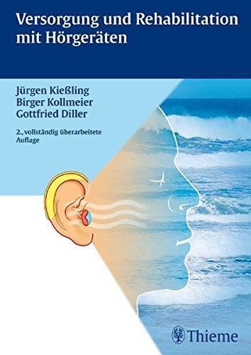 9783131068224: Versorgung und Rehabilitation mit Hörgeräten