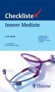 9783131072450: Checkliste Innere Medizin