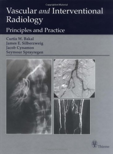 9783131079114: Vascular and Interventional Radiology: Principles and Practice