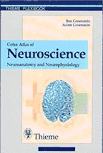 9783131081711: Color Atlas of Neuroscience