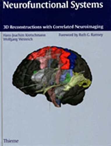 9783131082114: Neurofunctional Systems: 3D Reconstructions with Correlated Neuroimaging