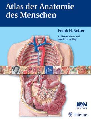 9783131090218: Atlas der Anatomie des Menschen