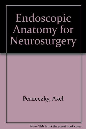 9783131104014: Endoscopic Anatomy for Neurosurgery