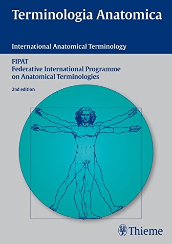 9783131143624: Terminologia Anatomica: International Anatomical Terminology