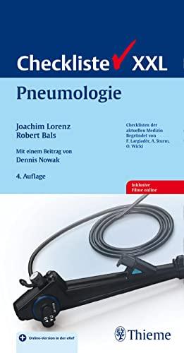 9783131150745: Checkliste Pneumologie