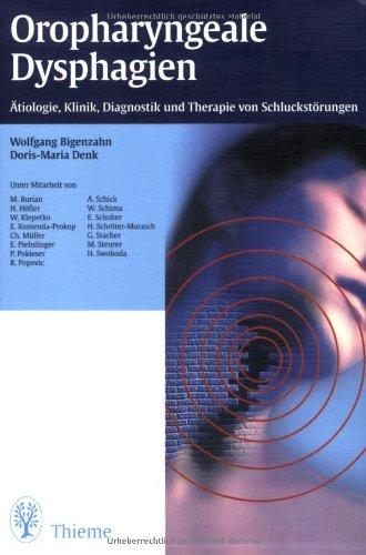 9783131159915: Oropharyngeale Dysphagien: Ätiologie, Klinik, Diagnostik und Therapie von Schluckstörungen