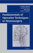 9783131163714: Fundamentals of Operative Techniques in Neurosurgery