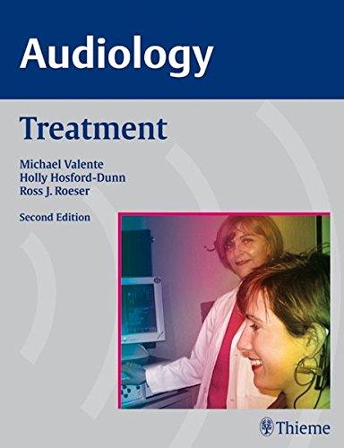 9783131164223: Audiology: Treatment