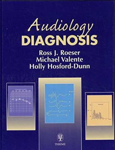 9783131164315: Audiology: Diagnosis