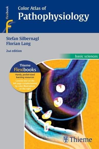 9783131165527: Color Atlas of Pathophysiology (Basic Sciences (Thieme))