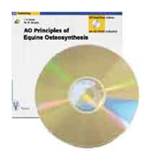 9783131166715: AO Principles of Equine Osteosynthesis: Reihe: AO Publishing