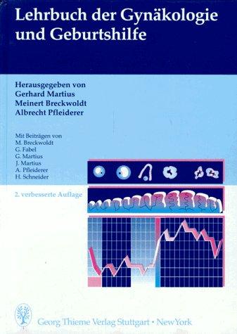9783131189028: Lehrbuch der Gynäkologie und Geburtshilfe