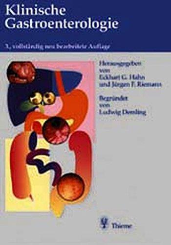 9783131191434: Klinische Gastroenterologie, 2 Bde.