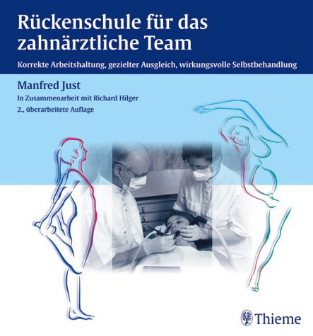 9783131194220: R�ckenschule f�r das zahn�rztliche Team