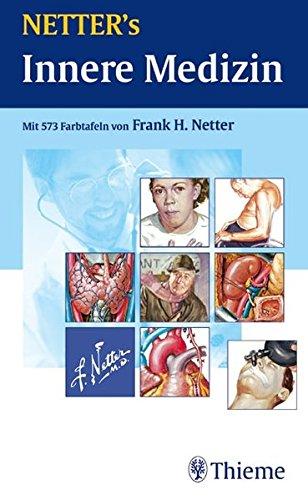 9783131239617: Netter's innere Medizin.