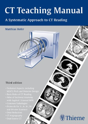 9783131243539: CT Teaching Manual: A Systematic Approach to CT Reading