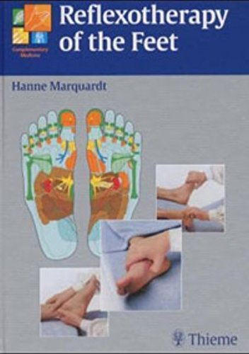 9783131252418: Reflexotherapy of the Feet