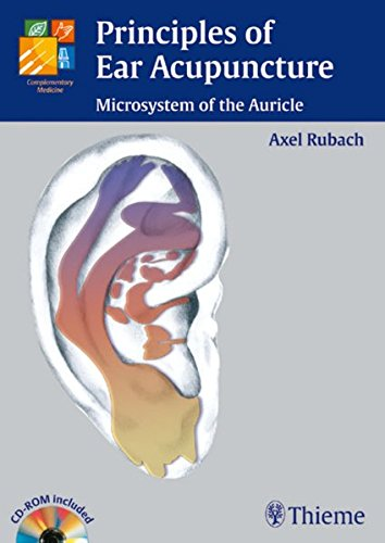 9783131252517: Principles of Ear Acupuncture: Microsystem of the Auricle