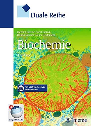 9783131253538: Duale Reihe Biochemie