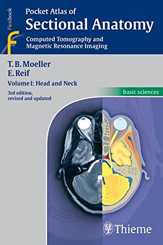 9783131255037: Pocket Atlas of Sectional Anatomy 1
