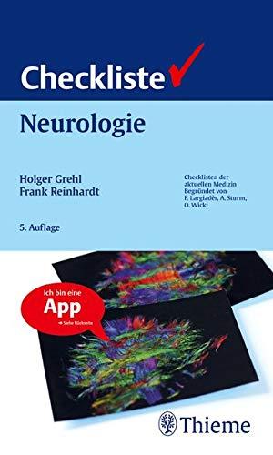 9783131262752: Checkliste Neurologie