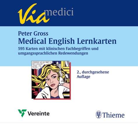 Medical English Lernkarten 595 Karten mit klinischen: Dr. rer. pol.