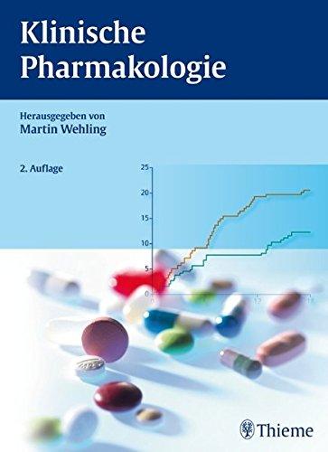 Klinische Pharmakologie [Gebundene Ausgabe] Arzneimittel Medizin Pharmazie: Martin Wehling (Herausgeber)