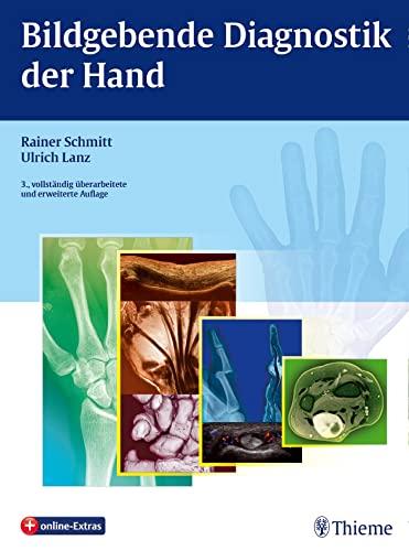 9783131287236: Bildgebende Diagnostik der Hand