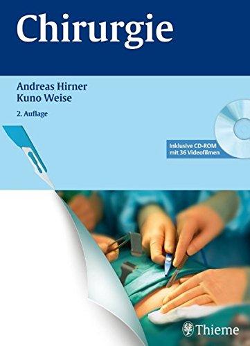 9783131308429: Chirurgie: Schnitt für Schnitt