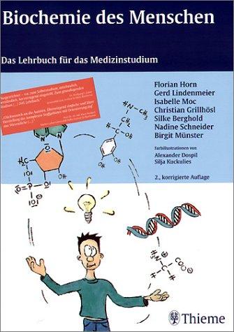 9783131308825: Biochemie des Menschen
