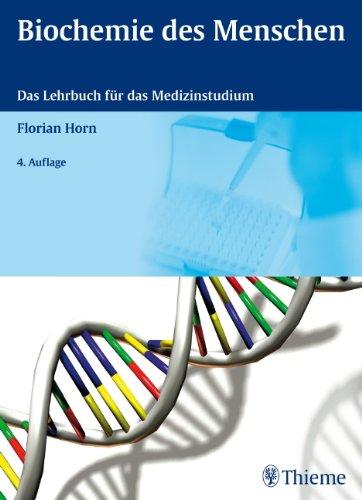 9783131308849: Biochemie des Menschen: Das Lehrbuch für das Medizinstudium